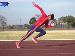足がどんどん速くなる! かけっこトレーニング