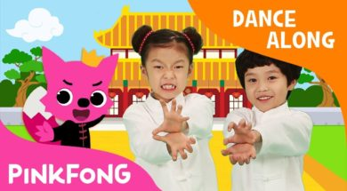 Kung Fu Fighting Dance
