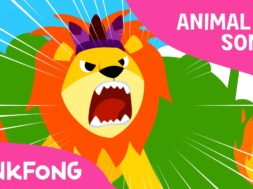The Lion  (Animal Songs)