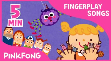 Where is Thumbkin? for Children Finger Plays