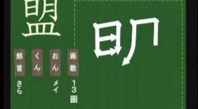 【小学生:6年生の漢字】小学校6年生で習う漢字の書き順を覚えよう⑰