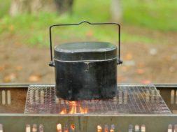 飯盒(はんごう)でご飯を炊く!飯ごう入門!