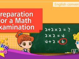 9. Math examination