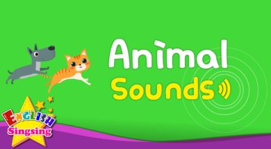 Animal Sounds <Kids Vocabulary>