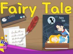 Fairy Tale <Kids vocabulary>