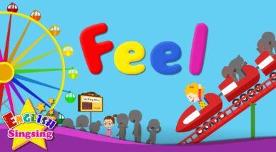 Feel 2 <Kids vocabulary>