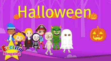 Halloween <Kids vocabulary>
