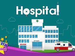 Hospital <Kids vocabulary>