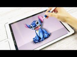 スティッチを描こう! iPadとApplepencilで描く!