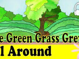 The Green Grass Grew All Around