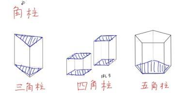 【小学校5年算数 12-5】角柱・円柱
