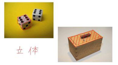 【小学校4年算数 14-1】立方体と直方体