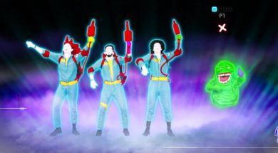 Ghostbusters – Ray Parker Jr. – Just Dance 2014
