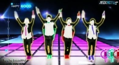 Just Dance 4 – One Direction : What makes you beautiful