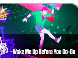Just Dance Unlimited – Wake Me Up Before You Go-Go
