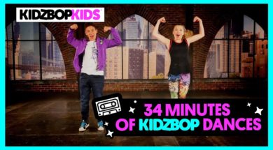 KIDZ BOP Kids – KIDZ BOP Shuffle, Fight Song, & other top Dance Along Videos