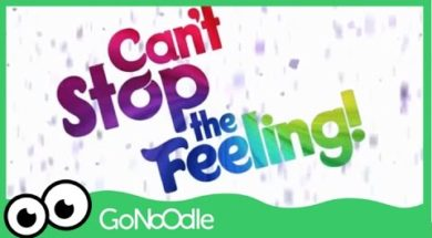 Trolls: Can't Stop The Feeling | GoNoodle