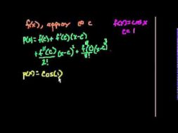 テイラー多項式