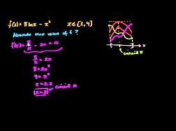 最大値最小値の定理の応用