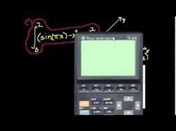 2008年微積分BC記述式1(c)(d)