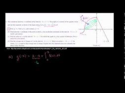 2011年微積分AB記述式4(a)