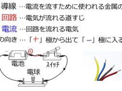 【中学2年・理科 14-1】直列回路・並列回路