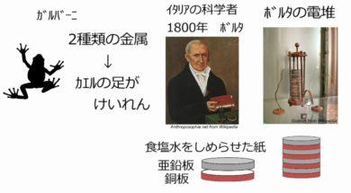 【中学3年・理科 8-1】ボルタ電池