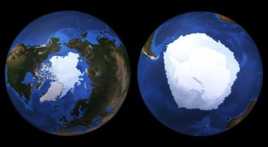 北極と南極の違い