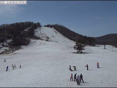 草津温泉スキー場ライブカメラ YOUTUBEライブ映像