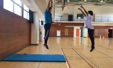 立ち幅跳びの指導法