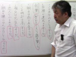 【中学受験】国語・文法「そうだ」を識別する