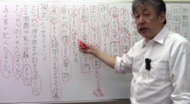 【中学受験】国語・文法「ようだ」を識別する