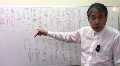 【中学受験】国語・文法 助詞「で」を識別する