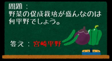 【中学受験・社会・地理】聞き流し問題【九州地方】