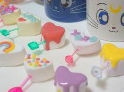 Japanese Deco Chocolate Marshmallows for Valentines! バレンタインのデコチョコマシュマロ作ってみた♥︎