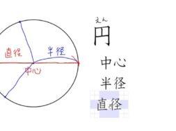 円 小学3年生 算数