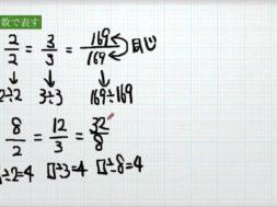 分数と小数・整数③ 小学5年生 算数