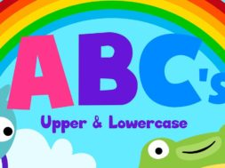 Kids Reading Lesson 1 – abc's Learning Upper and Lowercase Letters