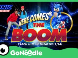 Sonic the Hedgehog: Here Comes the Boom!