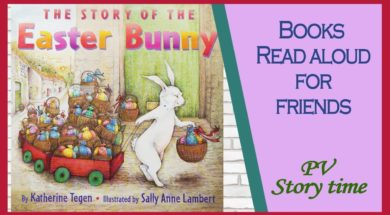 THE STORY OF THE EASTER BUNNY by Katherine Tegen and Sally Anne Lambert