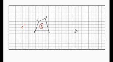 【中学3年 数学】相似の中心と作図