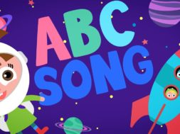 ABCs for kids – Alphabet Song – Learn ABC for toddlers in Space