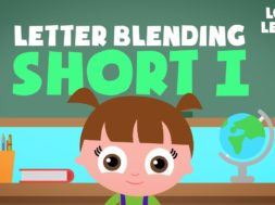 Kids Reading Lesson 9 – Two Letter Blending with Short I
