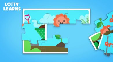 Learn Colors – puzzles for kids