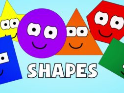 Learn Shapes – shapes and colors