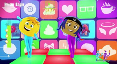 Just Dance Unlimited Wake Me Up Before You Go Go Emoji Movie