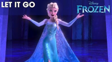 FROZEN | Let It Go Sing-along