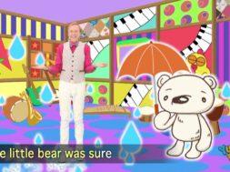 The Baby Bear in the Rain「あめふりくまのこ」