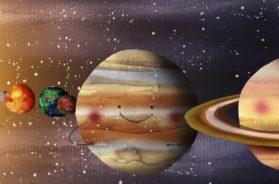 Solar System Song – Planet Custard Songs for Children