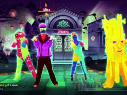 Just Dance 2019 – Rave In The Grave – 5 Stars
